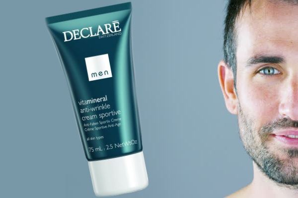 Declare anti-wrinkle cream (for men)