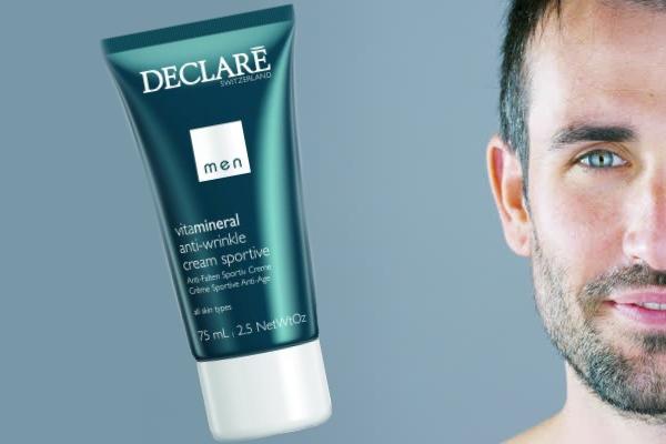Declare anti-wrinkle cream (for men)