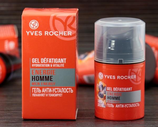 Yves Rocher Гель анти-усталость (men energy)