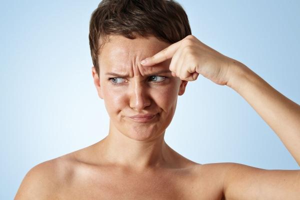 Похудение лица причины 13