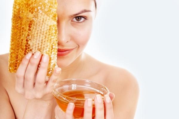 Маска от морщин с медом