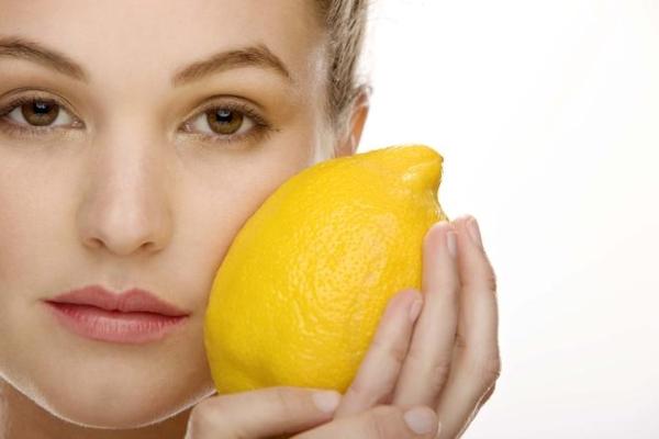 Косметика с лимоном