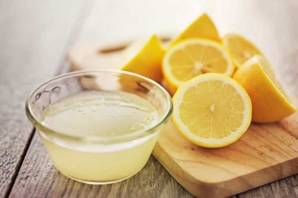 Лимон от морщин