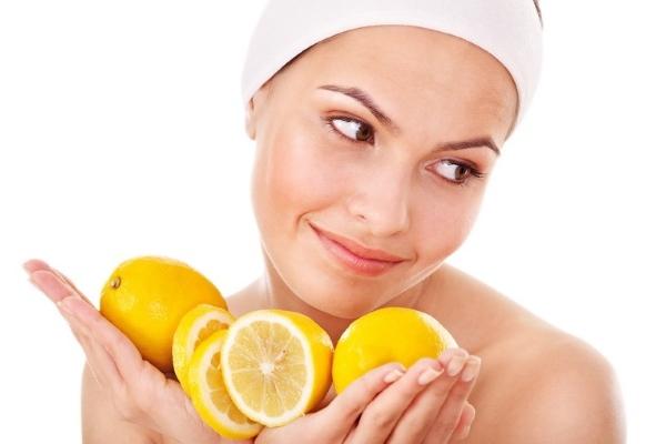 Маски от морщин с лимоном
