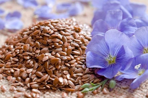 Рецепты от морщин из семян льна для лица и кожи вокруг глаз