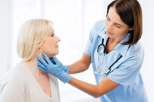 Осложнения опухоли щитовидки
