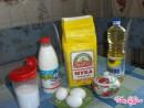 Тонкие блинчики на молоке