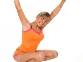 Дарья лисичкина упражнения для похудения ног