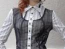 Модная офисная одежда 2012