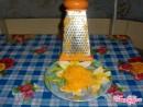 Блюда из аэрогриля. Каша овсяная с тыквой