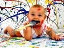 Как ребенка научить различать цвета?