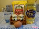 Чебуреки с яйцами и луком