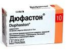 Дюфастон – препарат для вызова месячных при задержках