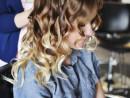 Как завить волосы с помощью утюжка?